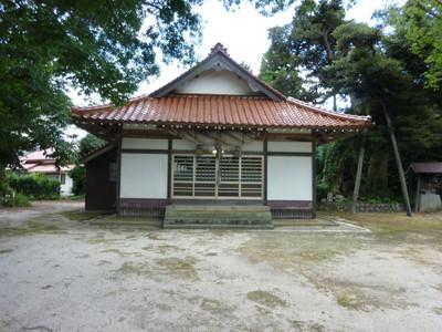 島根県大田市三瓶町多根の佐比賣山神社