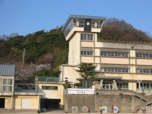 浜田市立石見小学校・改修前