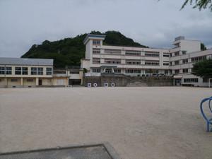浜田市立石見小学校・改修後