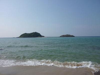 大島と女島
