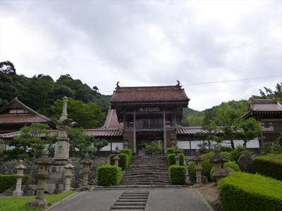龍雲寺・山門