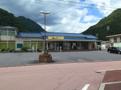 JR石見川本駅