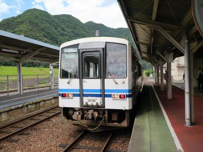 JR三江線の列車