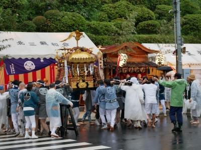 品川神社の神輿