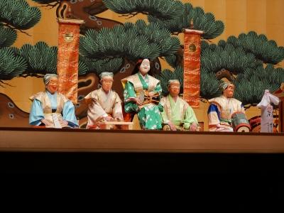 御祝儀三舞・寿式三番叟