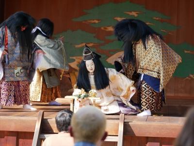 梅鉢会・八上姫・八十神に蹴飛ばされる大国主命