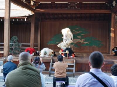 梅鉢会・因幡白兎・鰐鮫を飛び越える白兎