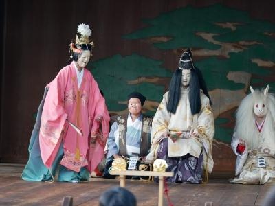 梅鉢会・因幡白兎・八上姫もやって来る
