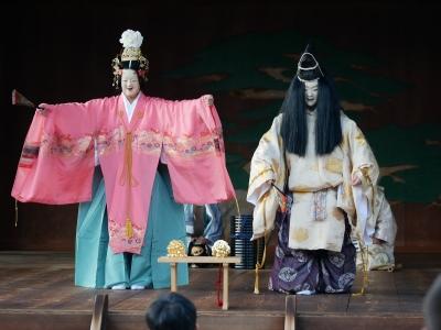 梅鉢会・因幡白兎・八上姫と大国主命