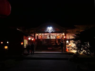 浜田市・三宮神社・石見の夜神楽定期公演