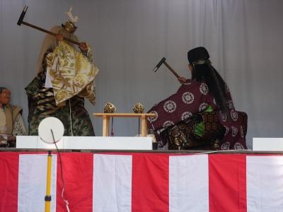 加藤社中・神剣幽助・稲荷明神と刀を鍛える三條宗近