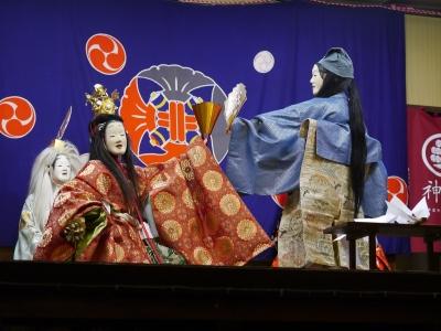 橘樹神社・加藤社中・浦島太郎と乙姫
